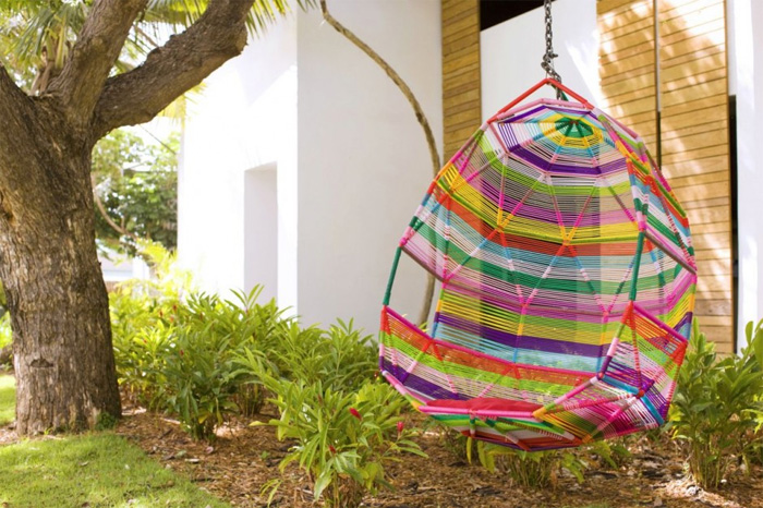 OUTDOOR DIY SWINGING